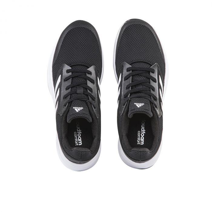 compañerismo Cap donante  Zapatilla Adidas Galaxy 5 Negra | Solo Deportes