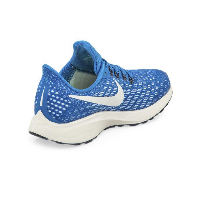 Contagioso Quizás Litoral  Zapatilla Nike Air Zoom Pegasus 35 Niño Azul | Solo Deportes