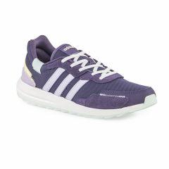 Facultad Imperial frotis  Zapatilla Adidas Retrorun Mujer Violeta | Solo Deportes